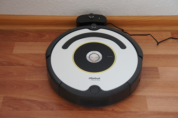 Roomba 620 Charging