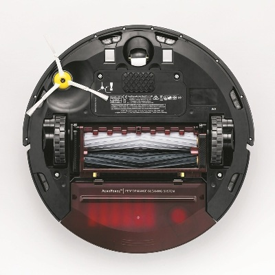 Roomba 870 back