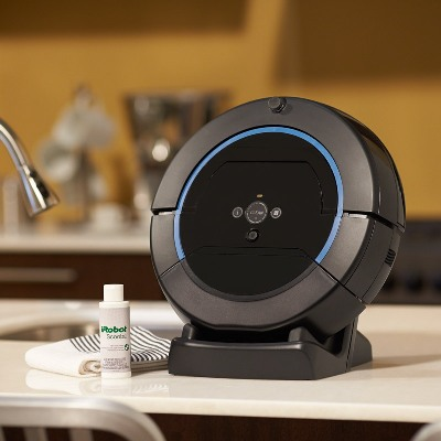 Scooba 450 charge