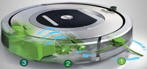 roomba 651 3 steps